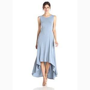 BCBG MaxAzria | Fara High-Low V-Back Dress